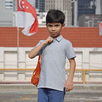 Boys Clothes Singapore - Boy Collection